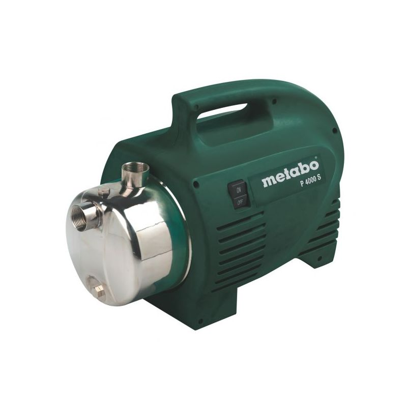 Насос Metabo P 4000 S 0250400140